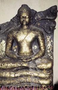 พระพุทธรูปศิลาปางนาคปรก